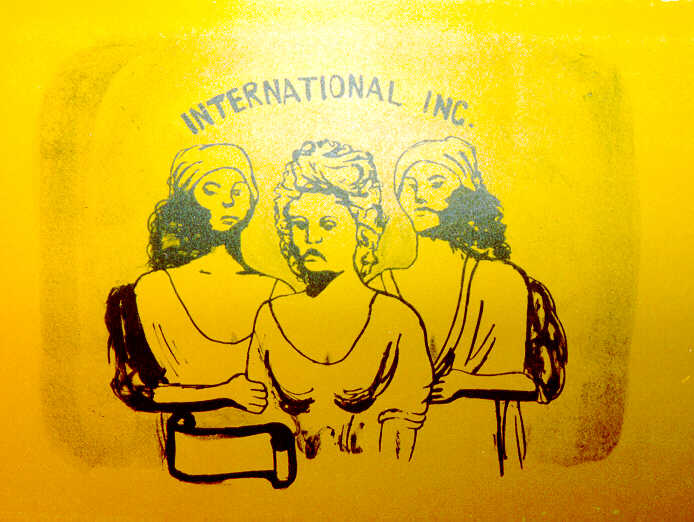 International INC. - Marc Bergundthal, 1991